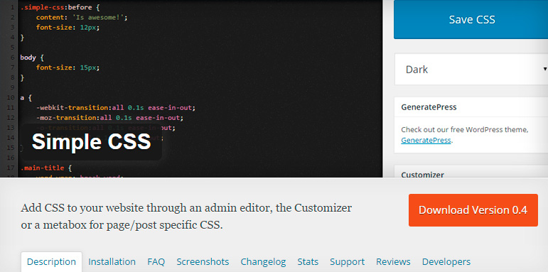 img-Simple-CSS-download-in-wrodpress.org